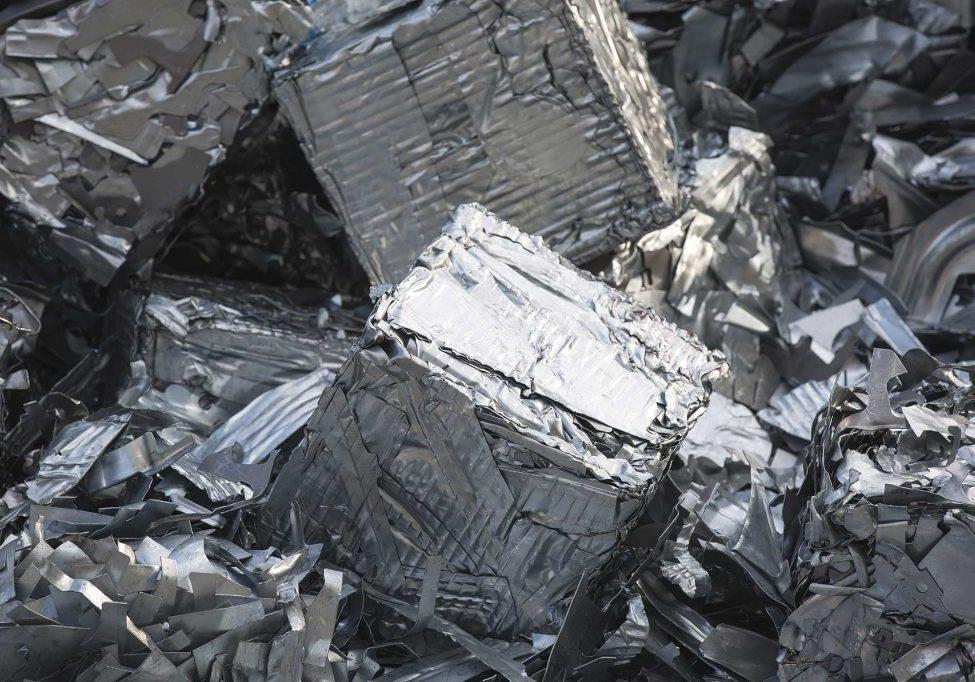 Alumiinijäte